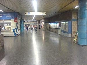 Sendlinger Tor (Munich U-Bahn)