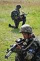 U.S., Partner Nations Train During Rapid Trident 2011 (6007712889).jpg