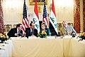 U.S.-Iraq High Coordinating Committee Meeting (3764234214).jpg