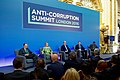 U.S. Secretary of State John Kerry Joins Panel With British Prime Minister at Outset of First Plenary Session of Anti-Corruption Summit in London (26899601341).jpg