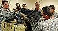 U.S. Soldiers with the 2nd Brigade Combat Team, 1st Cavalry Division mount an MK 19 grenade launcher upon an M153 Common Remotely Operated Weapon Station II (CROWS) during a CROWS Operator course at Fort Hood 130327-A-CJ112-014.jpg