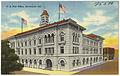 U. S. Post Office, Savannah, Ga. (8367062703).jpg