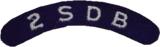 UDF era 2 Special Service Battalion