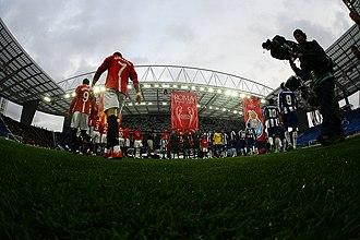 Estádio do Dragão - UEFA Champions League game