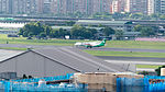 UNI Air ATR 72-600 B-17006 Taking off from Taipei Songshan Airport 20150629.jpg