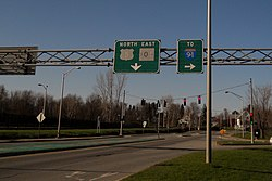 U S  Route 5 - Wikipedia