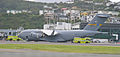 USAF C-17 Globemaster at Wellington Airport - Flickr - 111 Emergency.jpg