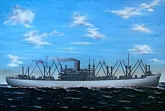 SS Sea Marlin - Image: USAT Sea Marlin