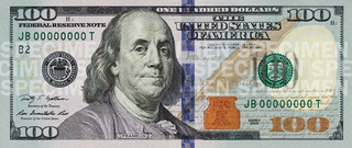 File:USA 100 Dollar Bill Series2009 Obverse.png ... 100 Dollar Bill