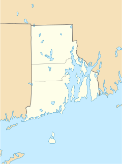 Warwick is located in Rhode Island