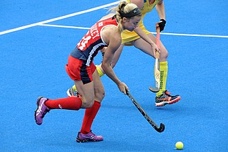Kathleen Sharkey - Image: USA v Australia CT 2016 (27727138551)