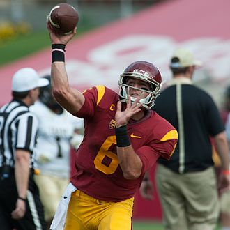 Cody Kessler - Kessler playing for USC in 2015