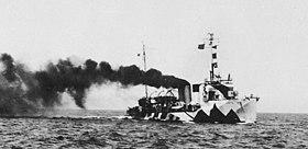 华斯渥号驱逐舰 (DD-60)