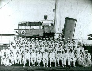 USS Bainbridge (DD-1) - Image: USS Bainbridge DD 1