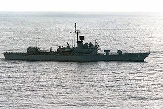 Brooke-class frigate - USS Brooke (FFG-1)