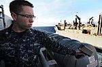 USS George H. W. Bush operations 130116-N-VA840-147.jpg