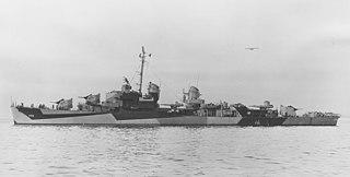 USS <i>Hugh W. Hadley</i>
