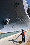 USS Iwo Jima Departs U.S. Naval Station Guantanamo Bay DVIDS308101.jpg