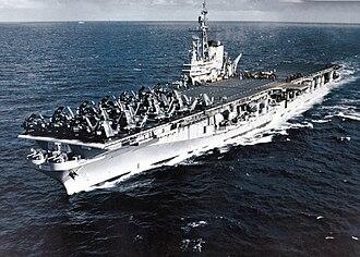 Midway-class aircraft carrier - USS Midway