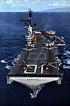 USS Yorktown (CVS-10) underway at sea, circa in 1963.jpg
