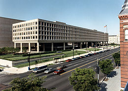 James Forrestal headquarters complex in Washington, D.C.