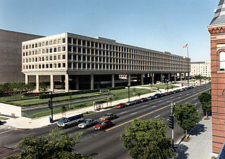 James V. Forrestal Building headquarters of the United States Department of Energy