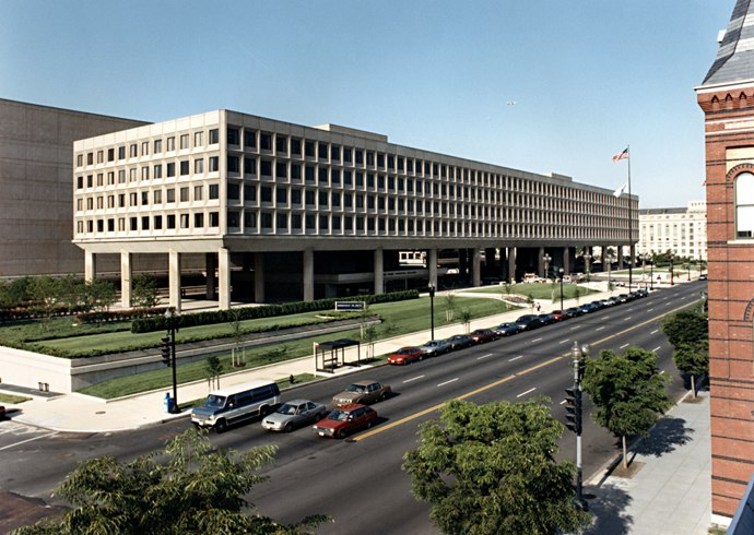 US Dept of Energy Forrestal Building