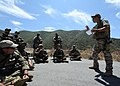 US Navy 110812-N-SB143-123 Max Joseph teaches combat camera personnel fundamentals of firearms handling and operation during the Fleet Combat Camer.jpg