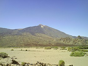 Image illustrative de l'article Parc national du Teide
