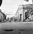 Ulica Tomása Garrigue Masaryka - ulica Zeleznicná sarok. Fortepan 53940.jpg