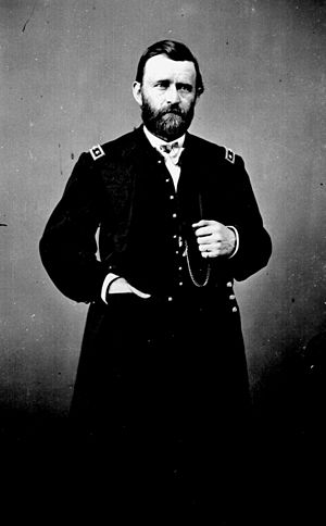 General officers in the United States - Ulysses Grant in the uniform of a lieutenant general