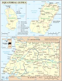 Outline of Equatorial Guinea - Wikipedia