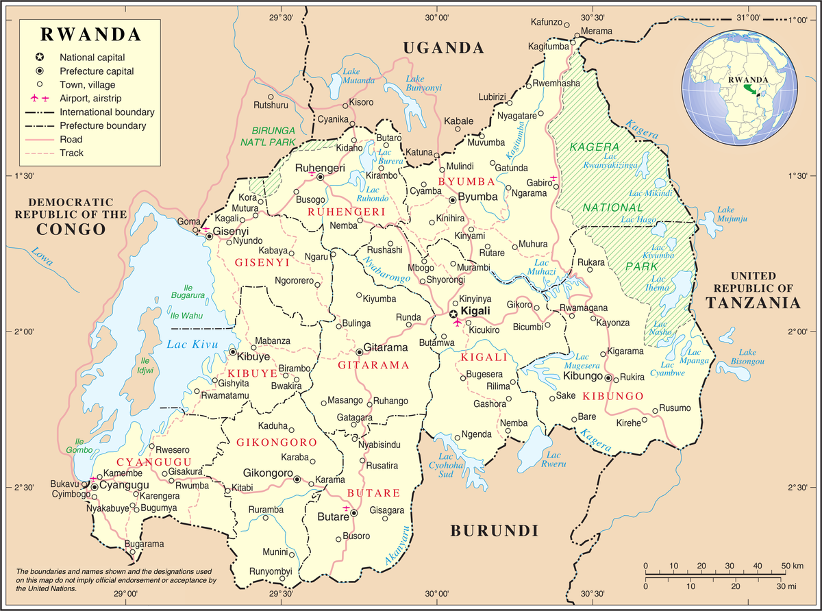 Geography of rwanda wikipedia sciox Images
