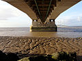 Under the Second Severn Crossing - geograph.org.uk - 314091.jpg