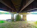 Underneath the August Derleth Bridge - panoramio.jpg