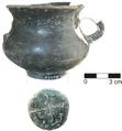 Unetice miniature pot.png