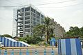 Unidentified Building Under Construction - Parama Island Area - Eastern Metropolitan Bypass - Kolkata 2016-06-23 5031.JPG