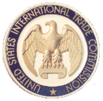 United States International Trade Commission - Image: United States International Trade Commission seal