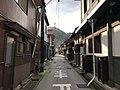 Uocho-dori Street in Tsuwano, Kanoashi, Shimane.jpg
