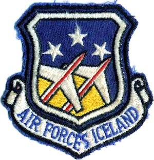 85th Group - USAF Iceland Emblem