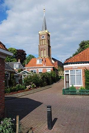 Usquert - The church on the wierde