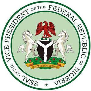 Atiku Abubakar - Seal of the Vice-President.