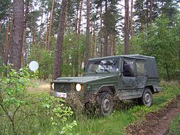 Volkswagen Iltis Wikipedia