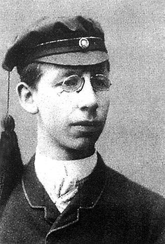 Johan Vaaler - Johan Vaaler in 1887