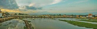 Madurai - Vaigai river in Madurai