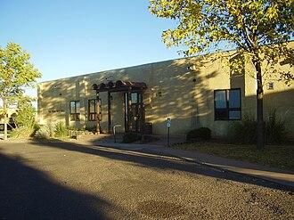 Van Horn, Texas - Van Horn City Hall