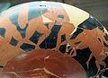Vasaio kachrylion, kylix con teseo contro minotauro e briganti di istmo di corinto, 510-500 ac ca. 03.JPG