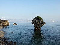 Vase Rock of Lamay Island 2006-07-23.jpg