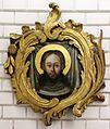 Vasilije Ostijic - the unpainted portrait of christ 1768 graboc monastery in tolna county IMG 0382 serb museum szentendre.JPG