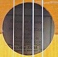 Velazquez Cuatro Venezuelo sound hole.jpg